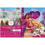 Dvd Barbie - E O Castelo De Diamantes