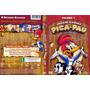 Dvd Pica-pau E Seus Amigos Vol 3 Clássico Original