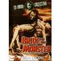 A Noiva Do Monstro - Dvd - Bela Lugosi - Tor Johnson