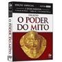 Dvd O Poder Do Mito - Joseph Campbell - Duplo (jung)