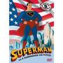 Superman Dvd A Humanidade Em Perigo Original Lacrado