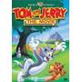 Dvd Tom E Jerry - O Filme (semi Novo)
