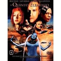Dvd: O Quinto Elemento - Ed Definitiva - Raro Duplo Com Luva