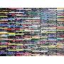 Lote Com 300 Dvd De Coleção Só Filé Incluindo Séries