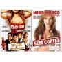 Dvds Clube Das Lobas + Miss Março - A Garota Da Capa