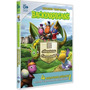 Backyardigans - Aventuras Encantadas - Dvd - Jonah Bobo