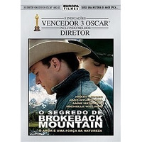 Dvd - O Segredo De Brokeback Mountain - Lacrado