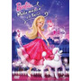 Dvd Barbie Moda E Magia Em Paris + Poster Barbie Grátis