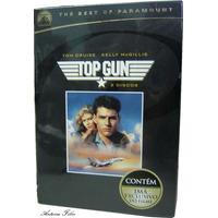 Top Gun 2 Dvd C/ Luva Original Novo Lacrado Edição Especial