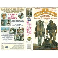 Dvd A Volta De Trinity Dublagem Clássica Bud Spencer Terence