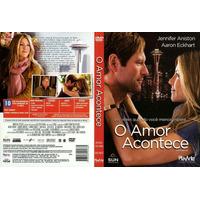 Dvd Lacrado O Amor Acontece Jennifer Aniston E Aaron Eckhart