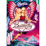 Barbie - Butterfly - Dvd - Chiara Zanni - Kathleen Barr