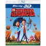 Blu-ray - Tá Chovendo Hambúrguer (3d E 2d)