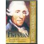Dvd Lacrado Grandes Genios Da Musica Classica Haydn