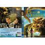 Dvd O Dragão Dourado Aventura Original
