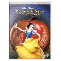 Branca De Neve E Os Sete Anões (dvd Duplo) - Lacrado! Raro!