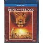 Blu-ray + Dvd O Reino Dos Felinos Disney Nature - Lacrado