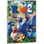 Dvd Rio 2 Lançamento Novo Lacrado Frete Grátis