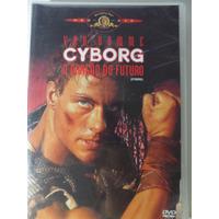 Dvd - Jean-claude Van Damme - Cyborg: O Dragão Do Futuro