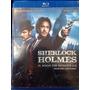 Blu-ray Sherlock Holmes-o Jogo De Sombras