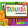 Cd Infantil Educativo Interativo - Tabuada + Divertida