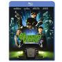 Dvd + Blu Ray 3d - O Besouro Verde (lacrado) Duplo