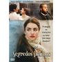 Dvd Segredos Íntimos - Frete Grátis - Fora De Catalogo