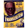 Dvd Frankenstein 1931 Dublagem Clássica Aic Boris Karloff