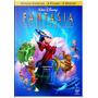 Dvd Disney Fantasia + Fantasia 2000 - Edição Especial 2 Dvds