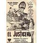 Dvd Filme Nacional - El Justiceiro/rio Zona Sul (1967)