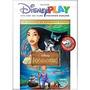 Dvd Pocahontas - Walt Disney - Coleção Disney Play
