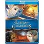 Blu-ray A Lenda Dos Guardiões - Dublado - Lacrado