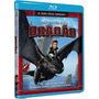 Blu-ray Como Treinar O Seu Dragão - Dublado - Lacrado
