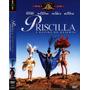 Dvd, Priscilla A Rainha Do Deserto - Terence Stamp, 2