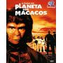 Filme Dvd - A Fuga Do Planeta Dos Macacos - Lacrado