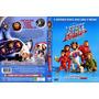Dvd Space Chimps - Micos No Espaço, Animação, Original
