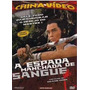 Dvd Espada Manchada De Sangue China Video