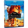 Blu-ray Original: O Rei Leão 2 O Reino De Simba - Lacrado