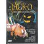 Dvd Jack-o Demônio Do Halloween - Novo / Lacrado