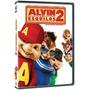 Alvin E Os Esquilos 2 - Dvd Original