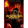 A Lenda Do Tesouro Perdido - Dvd - Original - Nicolas Cage