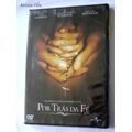 Por Tras Da Fe - Dvd - Drama - Novo Original Novo Lacrado