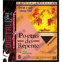 Dvd - Poetas Do Repente (dvd + Cd) + Frete Grátis!
