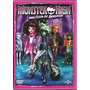 Dvd - Monster High - Uma Festa De Arrepiar