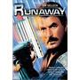 Dvd Runaway - Fora De Controle - Tom Selleck - Dublado