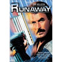 Dvd Runaway - Fora De Controle - Tom Selleck - Leg. Pt-br