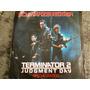 Laser Disc Duplo O Exterminador Do Futuro 2 Raro !!