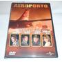 Dvd Aeroporto (1970) - Burt Lancaster Original Lacrado Raro