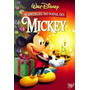 Dvd Original Do Filme Aconteceu No Natal Do Mickey