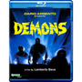 Blu-ray Demons (1985) [import] Lacrado